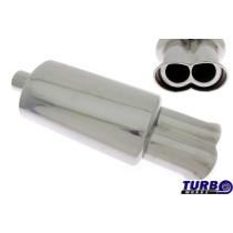 Sport kipufogó dob TurboWorks 38 2,5